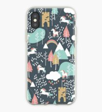 Unicorn Love iPhone Case