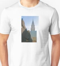 NYC-Crysler Building T-Shirt