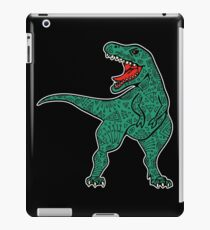Tribal T-Rex iPad Case/Skin