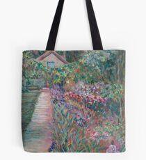 Monet's Gardens Tote Bag