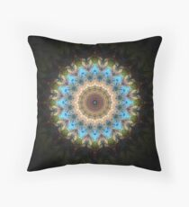 Modern Mandala Art 54 Throw Pillow