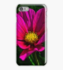 Fractal Flower 1 iPhone Case/Skin