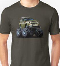 Cartoon Monster Truck T-Shirt