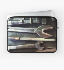 Several Wrenches Laptop Sleeve