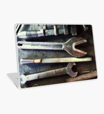 Several Wrenches Laptop Skin