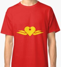 Heart of a Hero - Wonderful Classic T-Shirt
