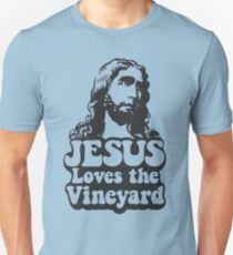 JESUS Loves the Vineyard Unisex T-Shirt