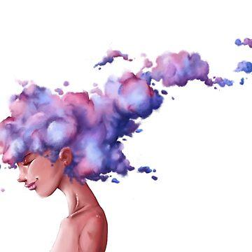 Peaceful mind by AnjaJacobsen