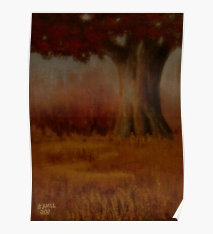 """'""""... Down by the Big Oak, at Sundown!'""""... prints and products Poster"""