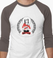 Roller Derby Dakini Men's Baseball ¾ T-Shirt