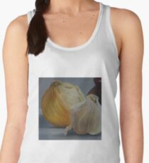 Garlic and Onions Women's Tank Top