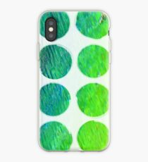Water Sample iPhone Case