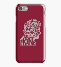 Kurt Vonnegut- You've Got to Be Kind iPhone Case/Skin