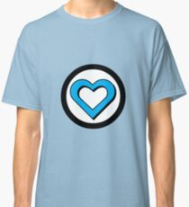 Heart of a Hero - Fantastic Classic T-Shirt