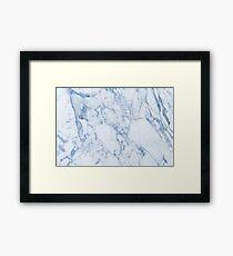 Blue Marble II Framed Print
