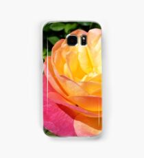 flowers vegetable spring garden Samsung Galaxy Case/Skin