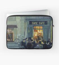 Cafe Cafe Laptop Sleeve