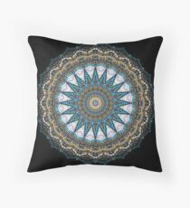 Modern Mandala Art 63 Throw Pillow