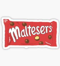 Maltesers Sticker