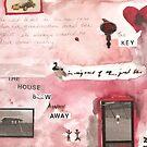 The House Blew Away by Litza Bixler