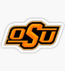 Oklahoma State University Sticker