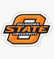 Oklahoma State University  Sticker