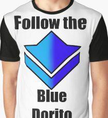 Commander's Compendium - Blue Graphic T-Shirt
