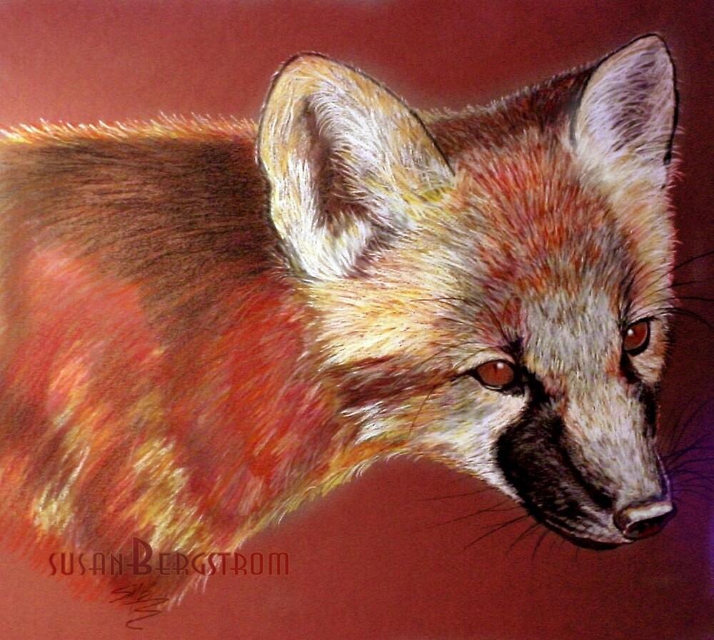 Red Fox by Susan McKenzie Bergstrom