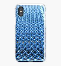 Blue Circles iPhone Case