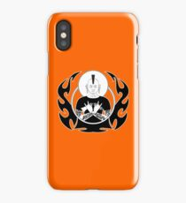 Punk Rock Buddha iPhone Case
