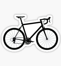 Fixie bike Sticker
