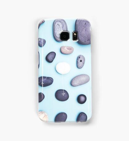 Paired pebbles... Samsung Galaxy Case/Skin