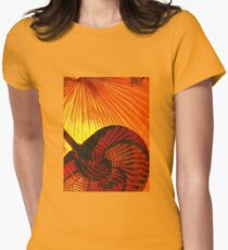 Fans Womens Fitted T-Shirt