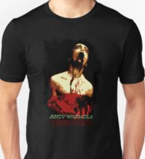 Andy Warhol's Dracula  Unisex T-Shirt