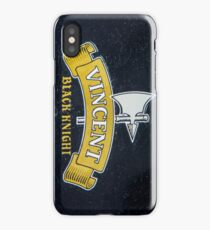 Vincent Black Knight iPhone Case/Skin