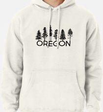 Mein Herz gehört in Oregon Hoodie