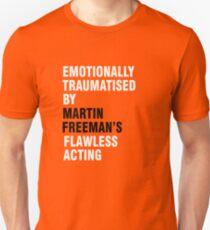 Emotionally traumatised by 06 T-Shirt