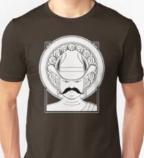 The Great Plains Buddha - El Diablo edition Unisex T-Shirt