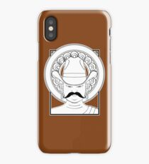 The Great Plains Buddha - El Diablo edition iPhone Case