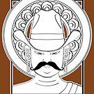 The Great Plains Buddha - El Diablo edition by TheKamikazen