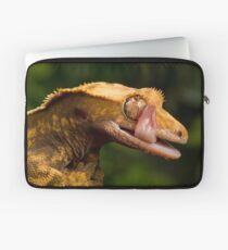 Crested Gecko Laptop Sleeve