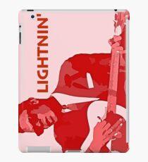 Lightnin' Hopkins iPad Case/Skin