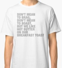 BreakfastToast Classic T-Shirt
