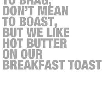 BreakfastToast by plushpop