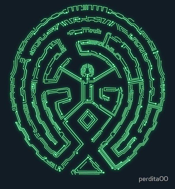 The Maze by perdita00