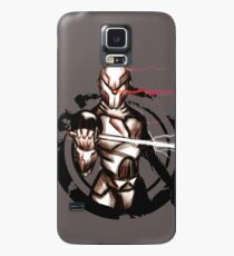 Cyborg Ninja Case/Skin for Samsung Galaxy