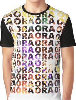 jotaro jojo's bizarre adventure Graphic T-Shirt