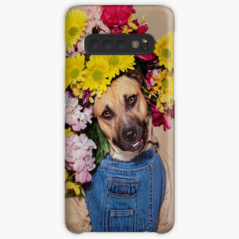 Purchase of this product will supply much needed dog food and medicine for the animals at Union County Animal Protection Society (UCAPS). Samsung Galaxy Snap Case