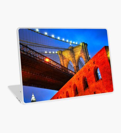 Brooklyn Bridge: NYC Laptop Skin