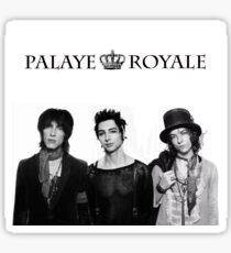 Palaye Royale  Sticker
